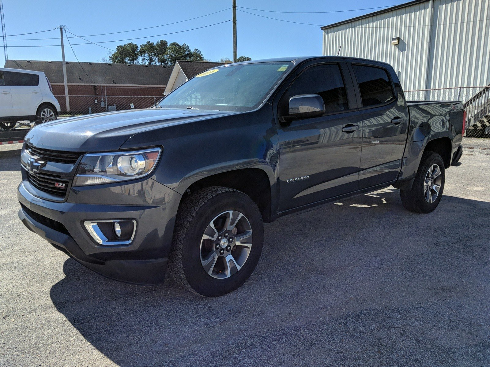 Pre-Owned 2016 Chevrolet Colorado 4WD Z71