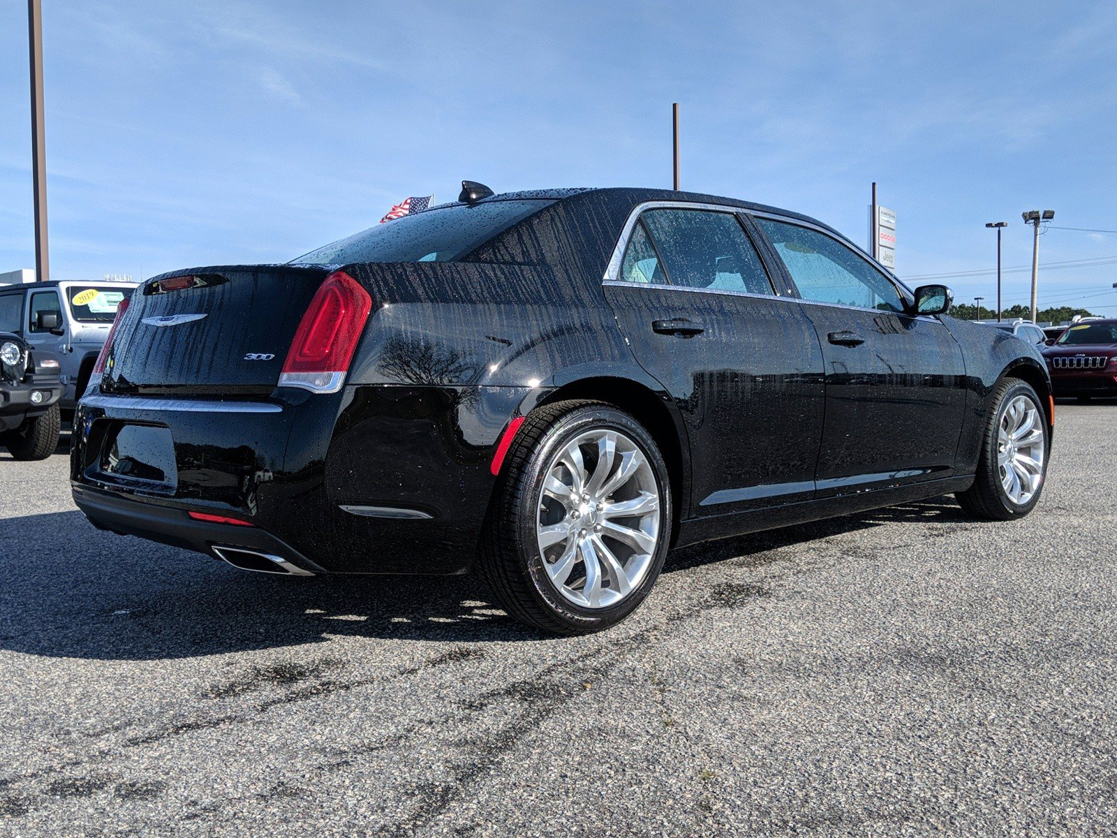 New 2019 CHRYSLER 300 Touring Sedan in Elizabeth City # ...
