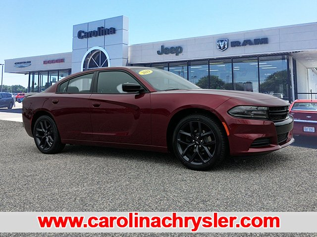 New 2019 Dodge Charger Sxt Sedan In Elizabeth City C11162