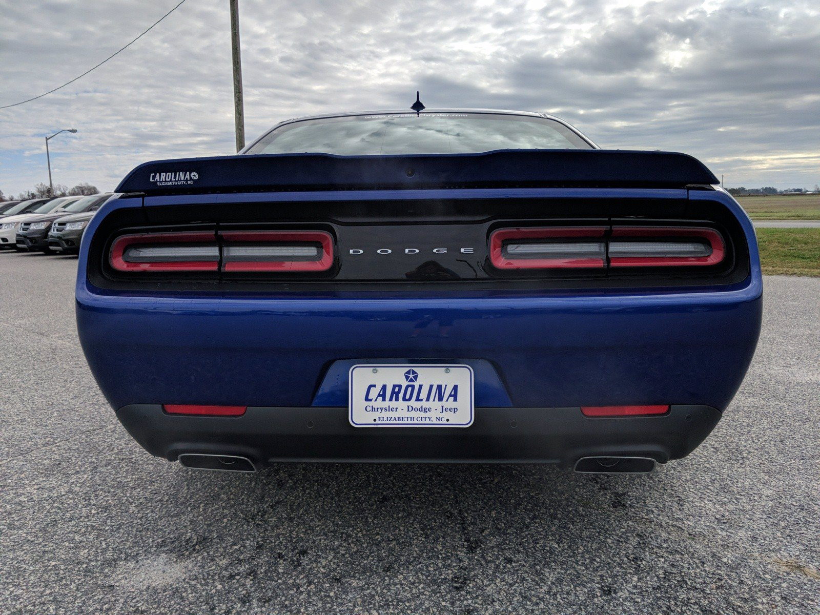 New 2020 DODGE Challenger R/T