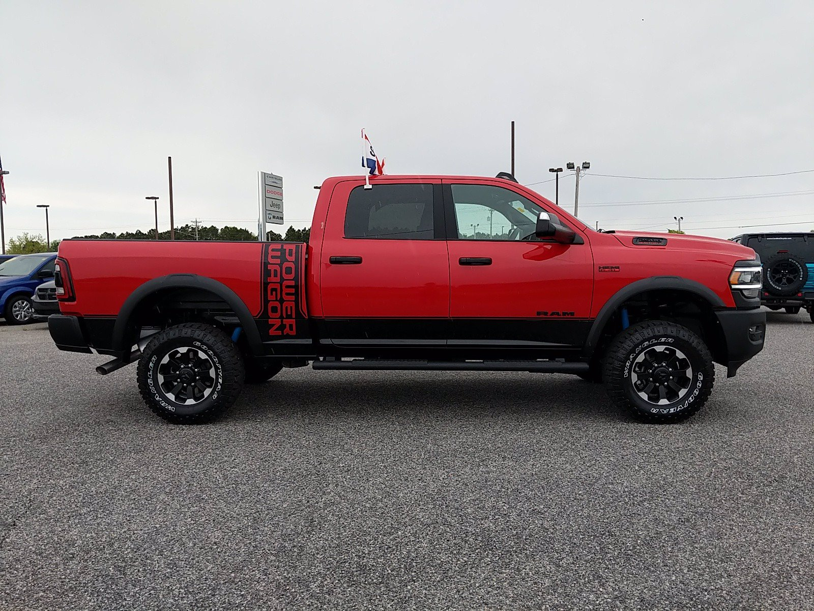 new 2020 ram 2500 power wagon crew cab in elizabeth city #