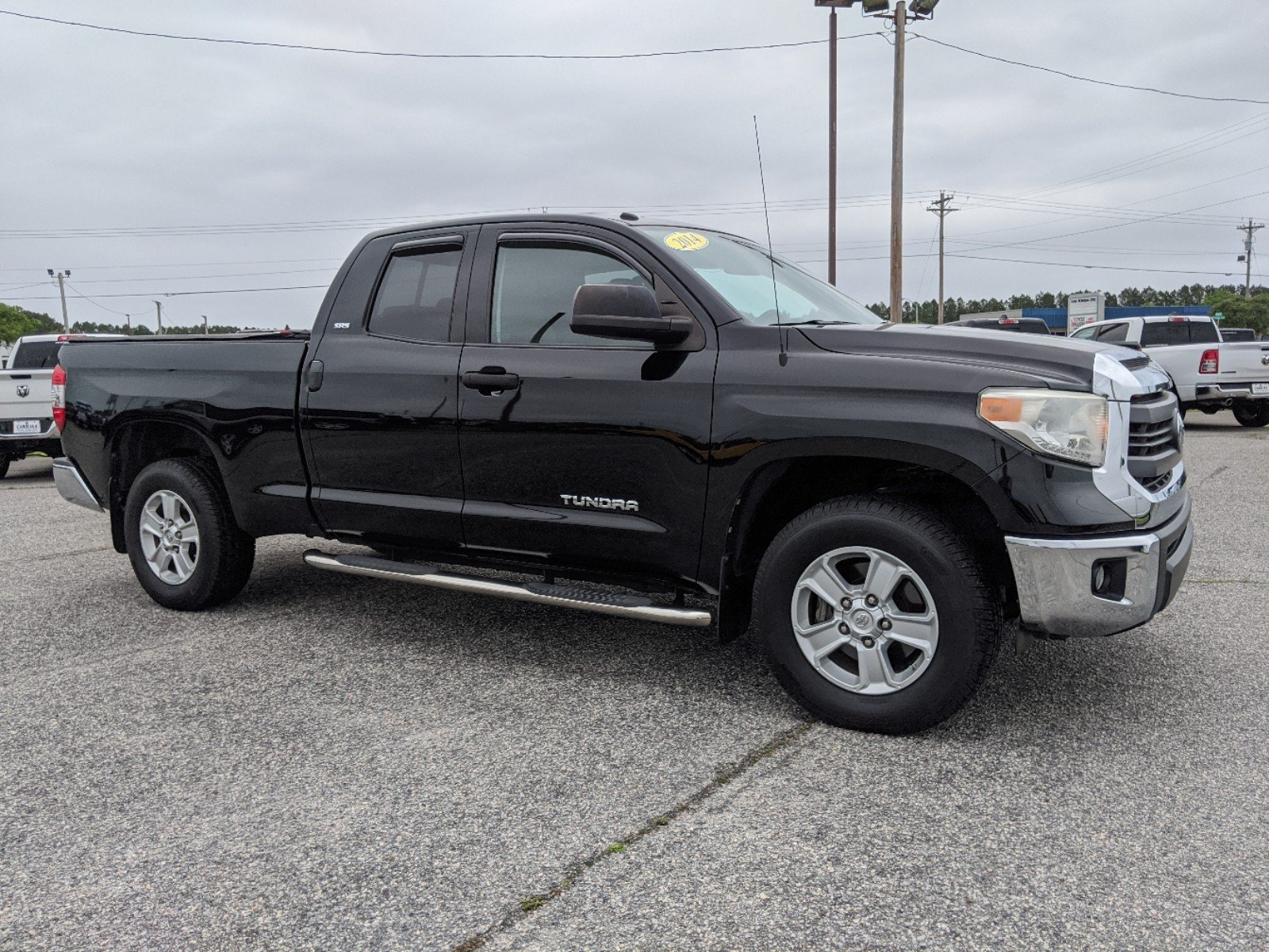 Pre-Owned 2014 Toyota Tundra 2WD Truck GRAY