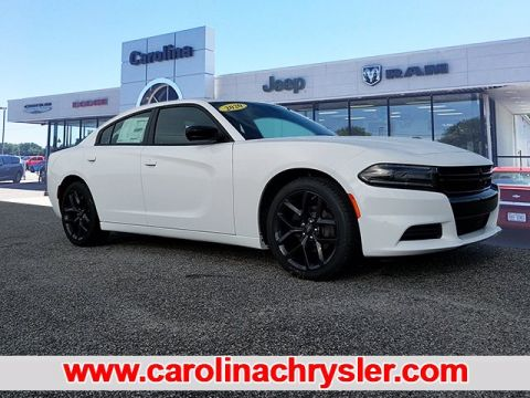 New 2020 DODGE Charger SXT